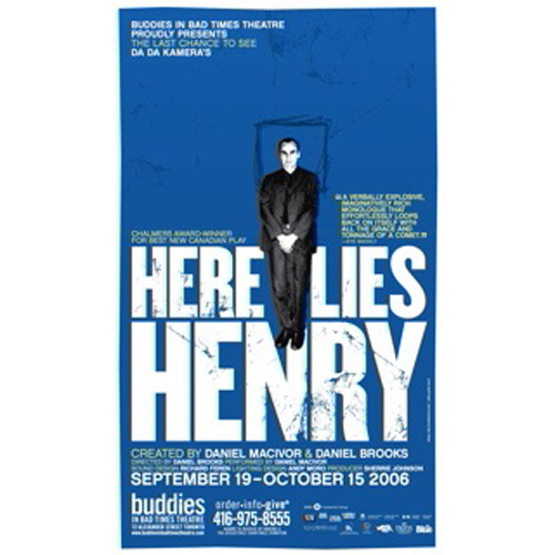Here Lies Henry