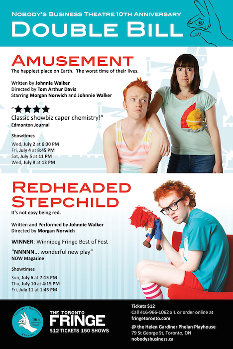 Redheaded Stepchild & Amusement