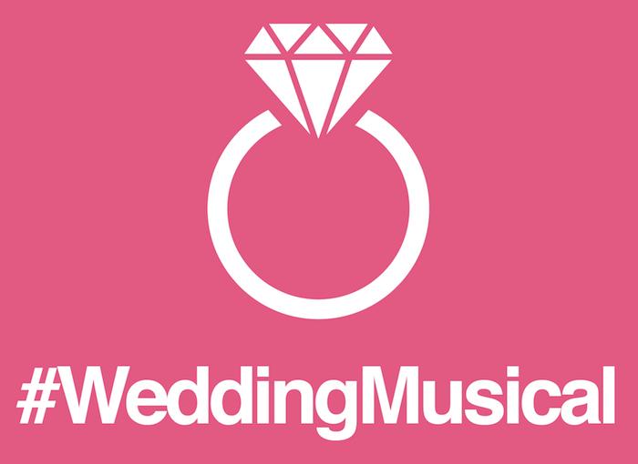 #WeddingMusical