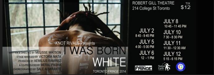 I Was Born White