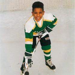 Lwam is Eritrea's Greatest Hockey Player
