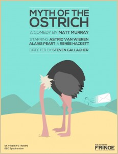 Myth of The Ostrich