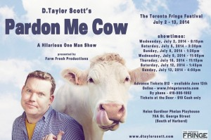 Pardo Me Cow
