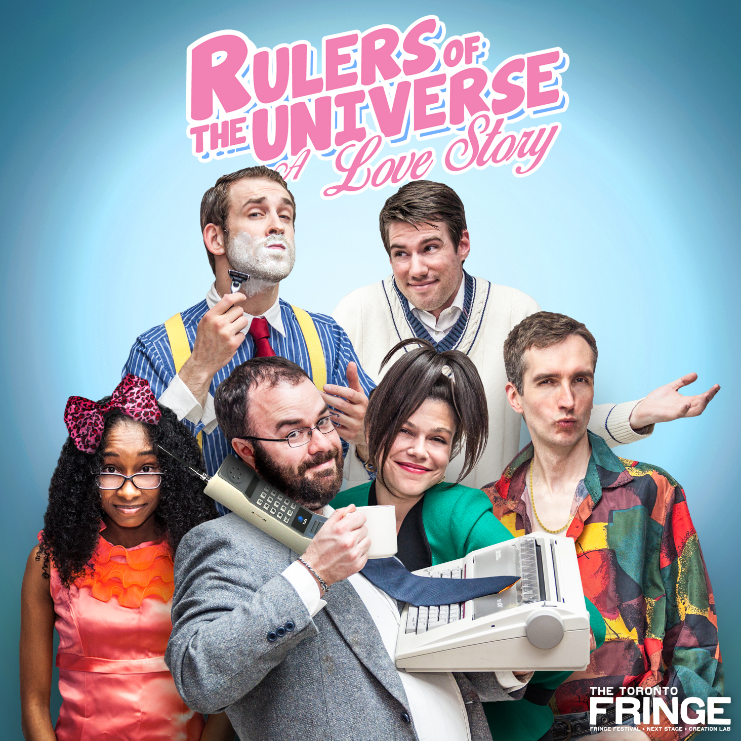 Rulers of The Universe : A Love Story