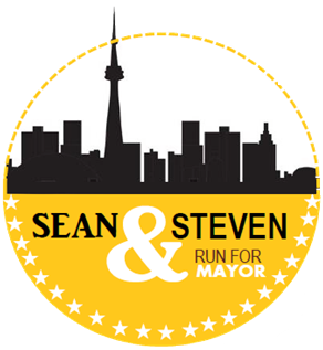 Sean and Steven Run for Mayor