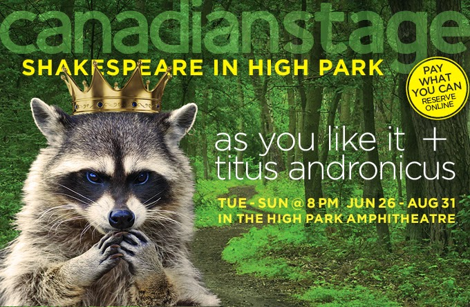 Shakespeare in High Park