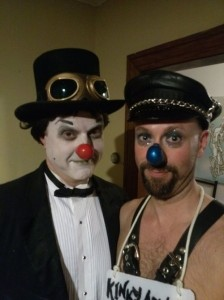 Some Clowns Do Not Do Birthdays