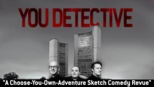 you detective fratwurst